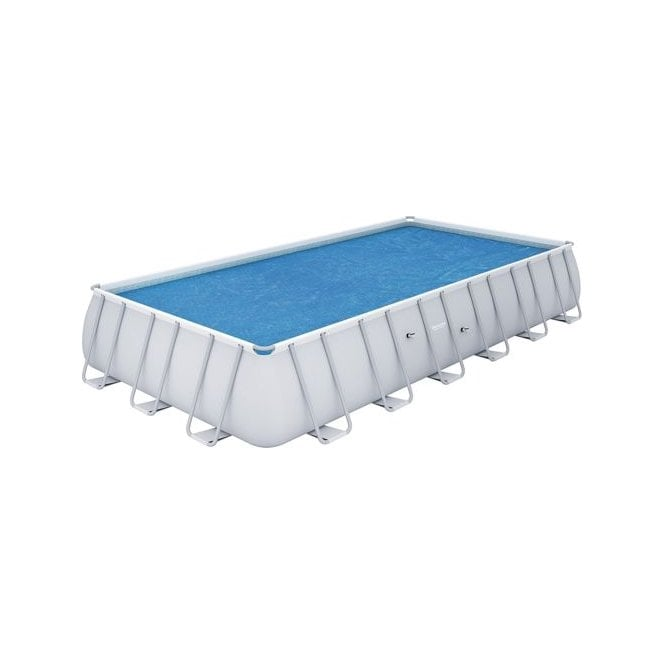 24ft Solar Swimming Pool Cover